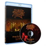 copertina film King Diamond - Songs for the Dead Live (Blu-Ray Disc)