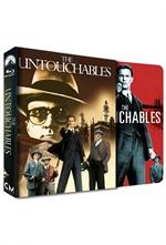 copertina film Gli Intoccabili - The Untouchables - Fullslip Edition Numerata 300 Copie (Blu-Ray Disc - SteelBook)
