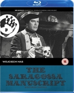 copertina film The Saragossa Manuscript (Import UK) (Blu-Ray Disc)