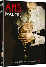 copertina film American Horror Story - Stagione 6 - Roanoke (3 DVD)