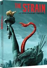copertina film The Strain - Stagione 3 (3 DVD)