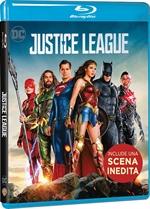 copertina film Justice League (Blu-Ray Disc)