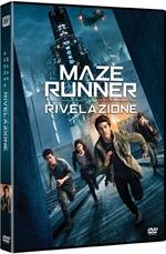 copertina film Maze Runner - La rivelazione