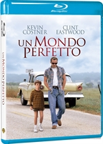 copertina film Un mondo perfetto (Blu-Ray Disc) (Esclusiva DVD-Store)