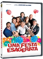 copertina film Una festa esagerata