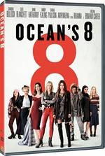 copertina film Ocean's 8