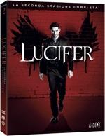 copertina film Lucifer - Stagione 2 (3 DVD)