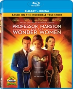 copertina film La genesi di Wonder Woman (Blu-Ray Disc)