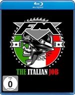 copertina film FM - The italian job (Blu-Ray Disc)