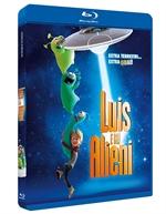 copertina film Luis e gli Alieni (Blu-Ray Disc)