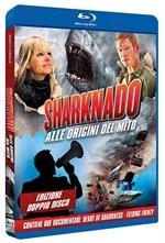 copertina film Sharknado - Alle origini del mito (2 Blu-Ray Disc)