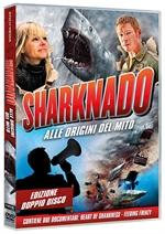 copertina film Sharknado - Alle origini del mito (2 DVD)