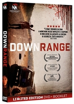 copertina film Downrange - Limited Edition (DVD + Booklet)