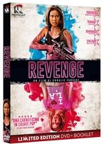 copertina film Revenge - Limited Edition (DVD + Booklet)