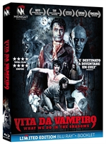 copertina film Vita da vampiro - What We Do in the Shadows - Limited Edition (Blu-Ray Disc + Booklet)
