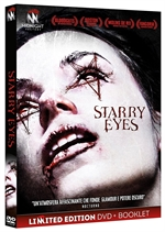copertina film Starry Eyes - Limited Edition (DVD + Booklet)