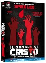 copertina film Il sangue di Cristo - Da Sweet Blood of Jesus - Limited Edition (Blu-Ray Disc + Booklet)
