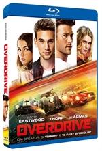 copertina film Overdrive (Blu-Ray Disc)