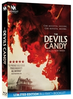 copertina film The Devil's Candy - Limited Edition (Blu-Ray Disc + Booklet)