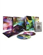 copertina film Thunder - Stage - Live at the Motorpoint Arena - Limited Super Video Boxset (Blu-Ray Disc + DVD)