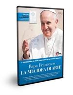 copertina film Papa Francesco - La mia idea di arte (DVD + CD)