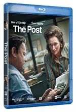 copertina film The Post (Blu-Ray Disc)