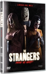 copertina film The Strangers - Prey at Night