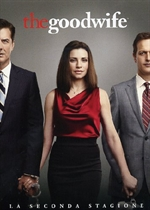 The Good Wife - Stagione 2 (6 DVD)