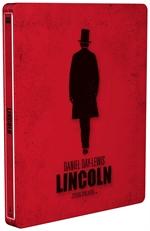 copertina film Lincoln (Blu-Ray Disc - SteelBook)