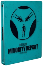 copertina film Minority Report (Blu-Ray Disc - SteelBook)