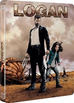 Logan - The Wolverine (Blu-Ray Disc - SteelBook)