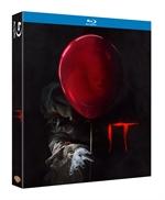 copertina film It (2017) (Blu-Ray Disc - Slipcover Lenticolare) (V.M. 14 anni)