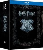 copertina film Harry Potter - La Collezione Completa - Limited Edition (8 Blu-Ray Disc + 8 Bonus Disc)