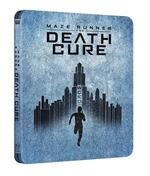 copertina film Maze Runner - La rivelazione - Edizione Esclusiva (Blu-Ray Disc - SteelBook)