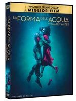 copertina film La forma dell'acqua - The Shape of Water