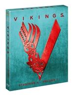 copertina film Vikings - Stagione 4 - Parte 2 (3 Blu-Ray Disc)