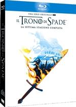 copertina film Il Trono di Spade - Stagione 7 - Edizione Speciale Robert Ball (3 Blu-Ray Disc)