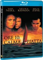copertina film Ore 10: calma piatta (Blu-Ray Disc) (Esclusiva DVD-Store)