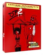 copertina film Deadpool 2 - Versione Super Dotata (2 Blu-Ray Disc - SteelBook)
