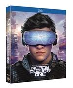 copertina film Ready Player One (Blu-Ray Disc - Slipcover Lenticolare)