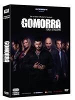 copertina film Gomorra - La Serie - Stagione 3 (4 DVD)