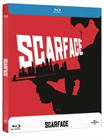 Scarface (Blu-Ray Disc - SteelBook)