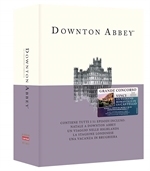 copertina film Downton Abbey - The Complete Collection (24 DVD)