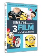 copertina film Cattivissimo me - 3 Film Collection (3 DVD)