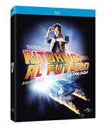 copertina film Ritorno al Futuro - La Trilogia (4 Blu-Ray Disc)