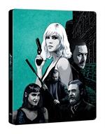 copertina film Atomica bionda (Blu-Ray Disc - SteelBook)