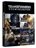 copertina film Transformers - 5 Film Collection (5 DVD)