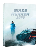 copertina film Blade Runner 2049 (Blu-Ray Disc + Bonus Disc - SteelBook)