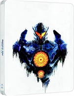 copertina film Pacific Rim - La rivolta (Blu-Ray Disc - SteelBook)
