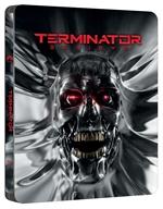 copertina film Terminator Genisys (Blu-Ray Disc + Bonus Disc - FuturePack)